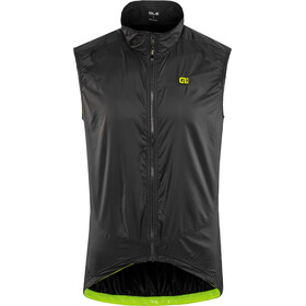 Alé Cycling Guscio Light Pack Vest Herre black
